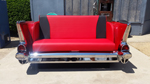 1957 Chevy 210 Rear Facing Couch - Front View