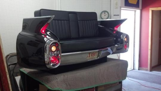 1960 Cadillac Couch