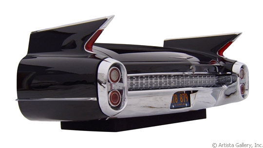 1960 Cadillac Equipment and TV Cabinate