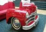 1949 Plymouth Full Car Booth