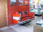 1957 Chevy Bel Air Couch