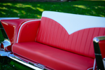 1957 Chevy Bel Air Rear Facing Car Couch
