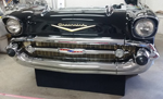 1957 Chevy Bel Air Reception Desk