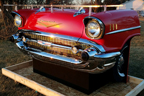 1957 Chevy Bel Air Car Point of Sale Display, Hostess Stand or Car Bar