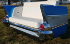 1957 Chevy Bel Air Car Couch for American Express for the CES Show