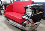 1957 Chevy Bel Air Front End Car Couch
