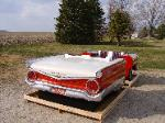 1959 Ford Full Car Booth