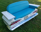 1959 Chevy Ijmpala Car Couch