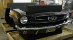 1965 Ford Mustang FUll Car Booth
