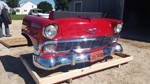 57 Chevy Front End Rear Facing Couch