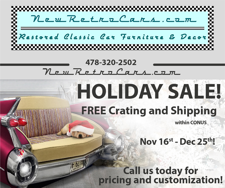 New Retro Cars Holiday Special