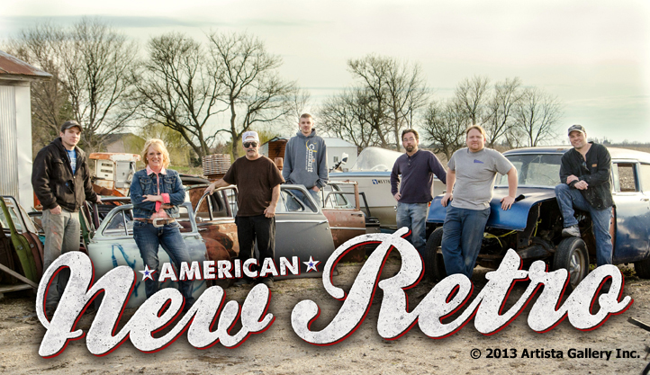 American New Retro (TM) Crew